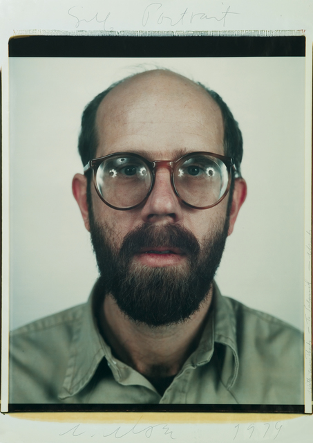 , 'Self Portrait,' 1979, Daniel Blau