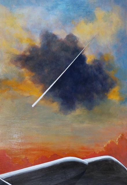 , 'Falling Scene 3,' 2016, Powen Gallery