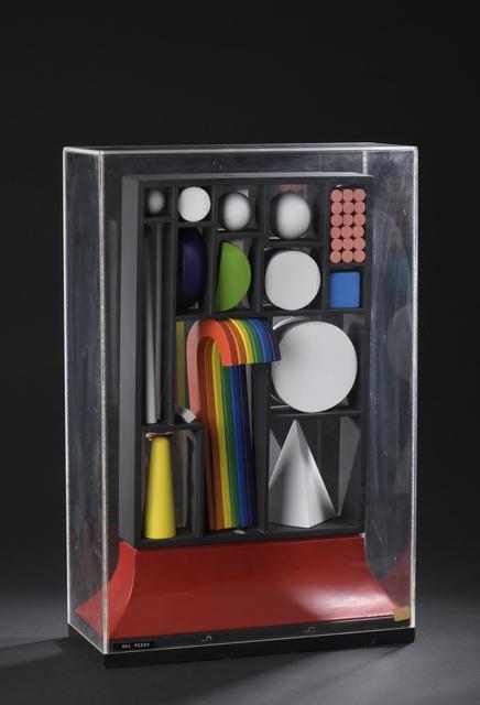 , 'COMPOSITION ,' 1970, Galleria Alfieri