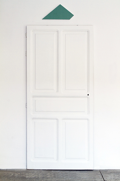 , 'PUERTA DIMENSIONAL, PROTOTIPO I ,' 2016, Galería Tiro Al Blanco