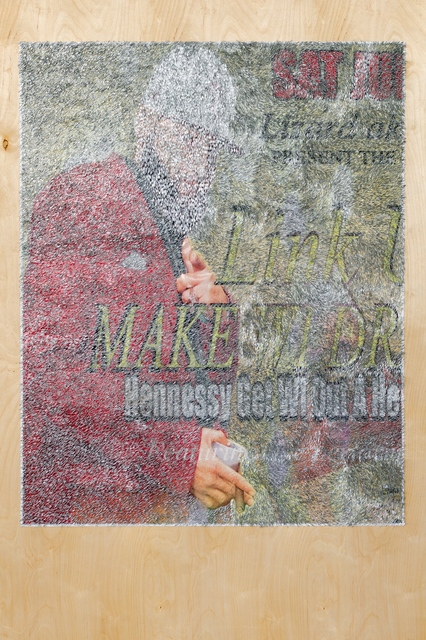 , 'Link U MAKE WI DR,' 2016, CONNERSMITH.