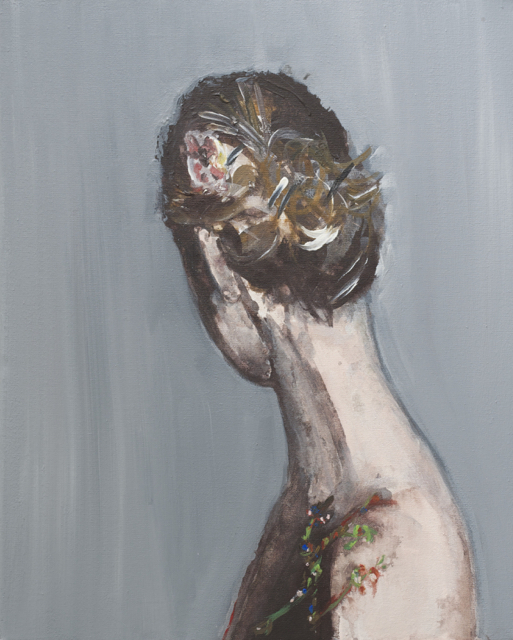 Lilian Eliens, 'Brooch 2', 2016, Online Galerij