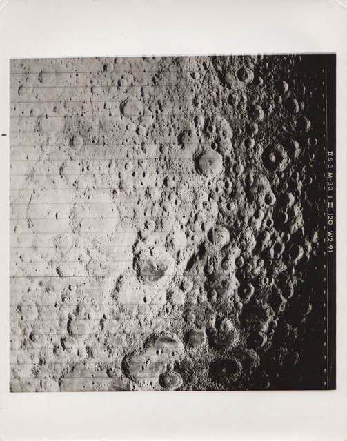 , 'Lunar Orbiter,' 1965, Jason Jacques Gallery