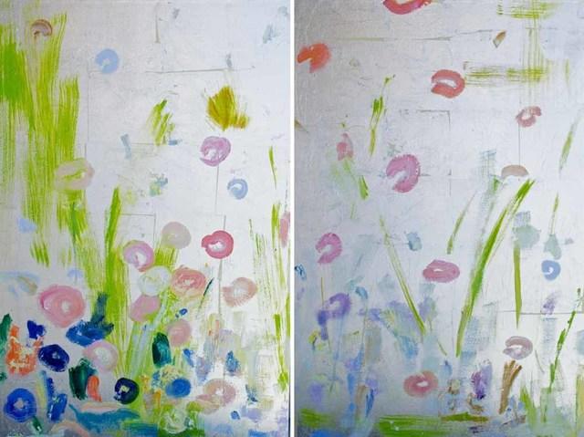 , 'Refresh Part I and II,' 2015, Madelyn Jordon Fine Art