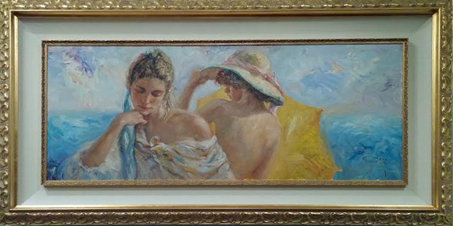 Jose Royo, 'Fresco de la Brisa', 2000, Robin Rile Fine Art
