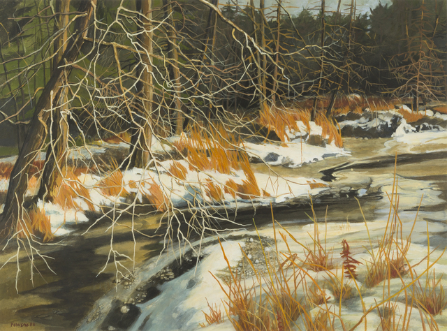 , 'Beaver Creek,' 1988, Childs Gallery