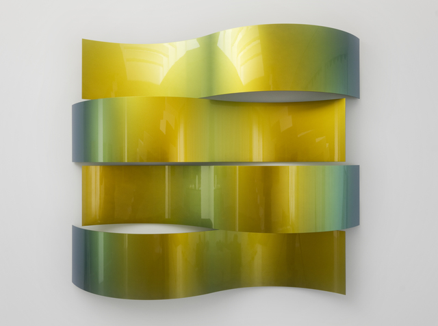 , 'Wave #2,' 2011, Loevenbruck
