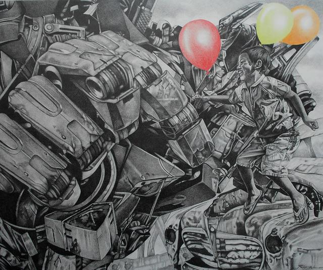 , 'My Game,' 2017, Artemis Art