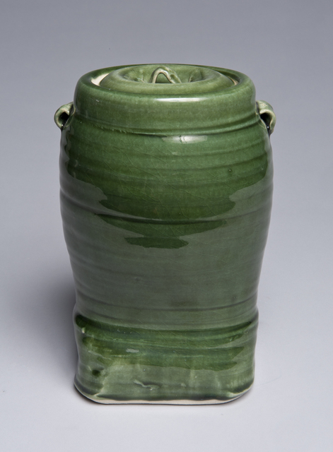 , 'Covered Jar, Green,' , LACOSTE / KEANE GALLERY