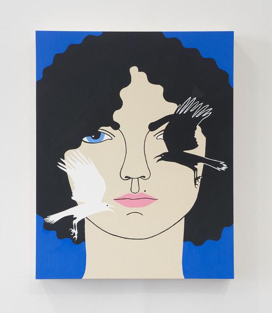 , 'Gemini,' 2017, Denny Gallery