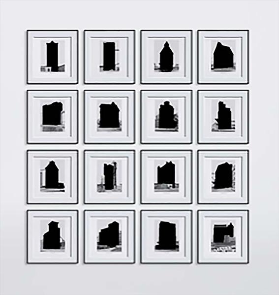 , 'Cooling Towers,' 2016, Instituto de Visión