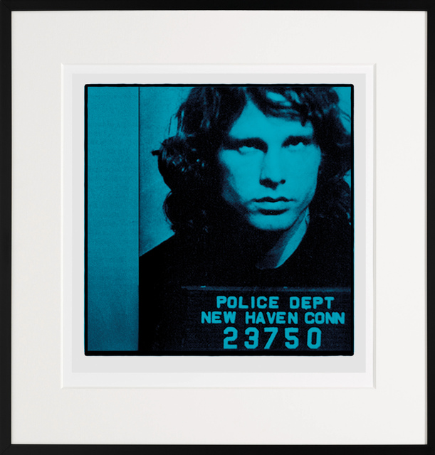 Louis Sidoli, 'Jim Morrison', 2010, Castle Fine Art