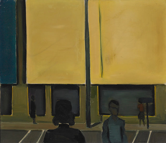 , 'on the street,' 1979, Kourd Gallery