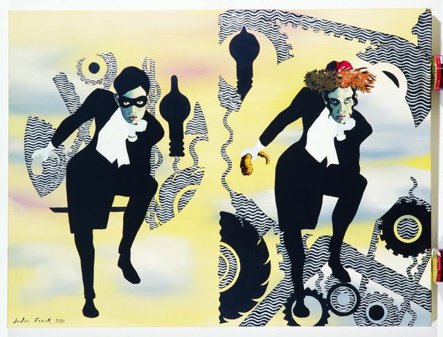 , 'Justine Frank, The Sisters Frankomas,' 1930, Rosenfeld Gallery