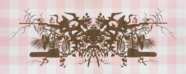 , 'Rorschach,' 2011, Zipper Galeria