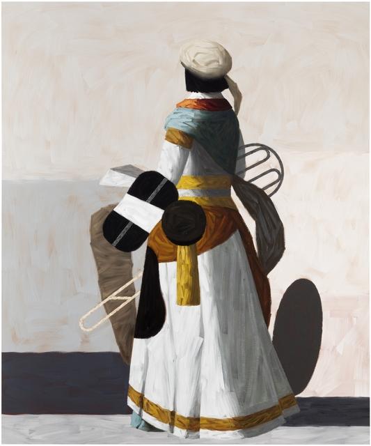 , 'Concerto V,' 2017, Galleria Heino