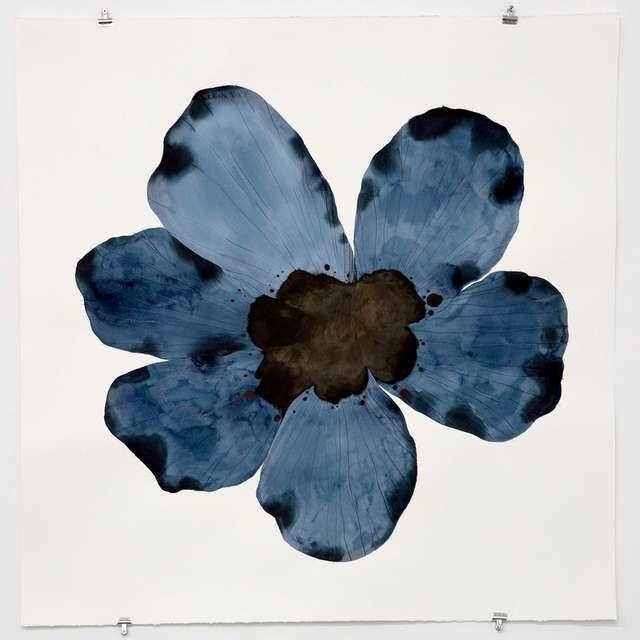 Stephen Doherty, 'Large Blue Flower', 2017, SHOWstudio