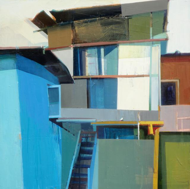 , 'A Quiet Town #168,' 2018, Andrea Schwartz Gallery