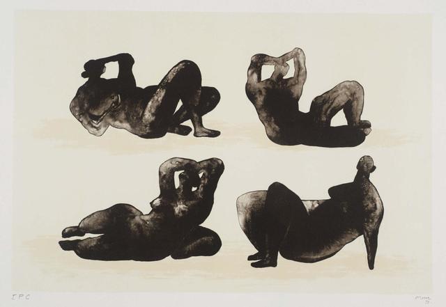 , 'Four reclining figures,' , Galerie Ostendorff