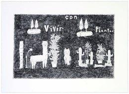 , 'Vivir con plantas,' 2014, Polígrafa Obra Gráfica