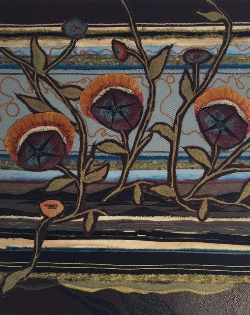 , 'Gypsy Flowers,' 2015, Priscilla Fowler Fine Art
