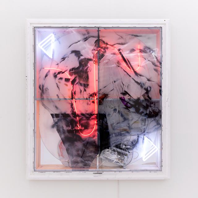 , 'Het geluid (Das Geräusch),' 2018, Galerie Krinzinger