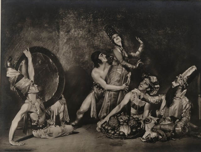 , 'Pavlova in her Syrian Dance,' 1920, The Halsted Gallery