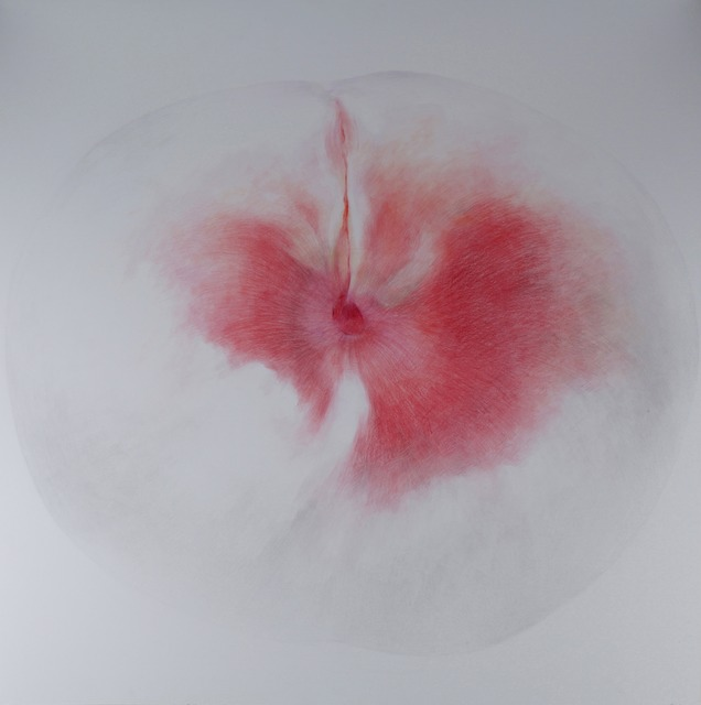 , 'Peach 4,' 2013, Chambers Fine Art