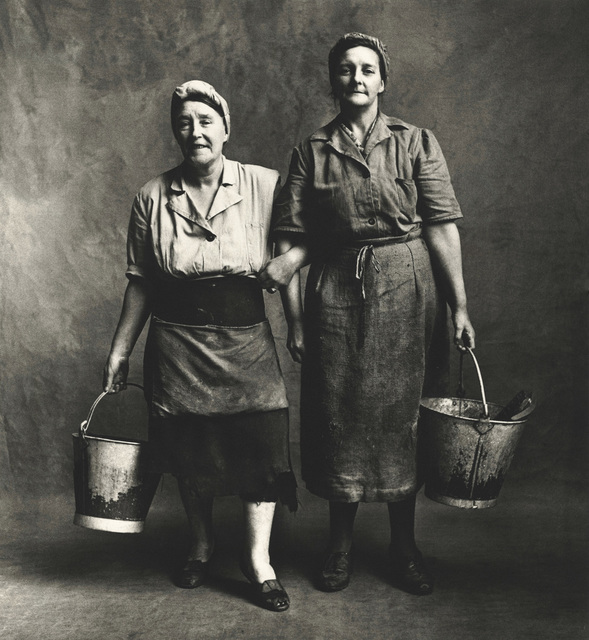 , 'Charwomen,' London-1950, Pace/MacGill Gallery