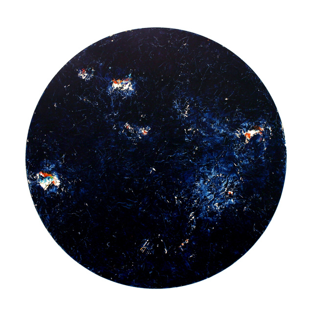 , 'Tondo Gross,' 2016, CCA Andratx Kunsthalle