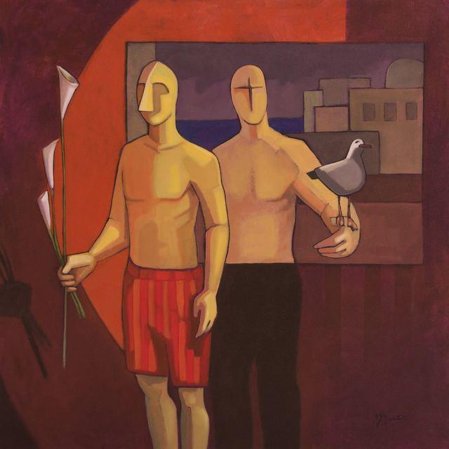 , 'Yesterday,' , Wentworth Galleries