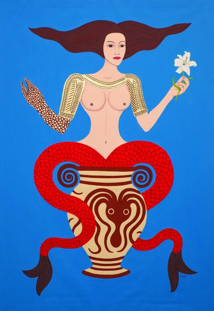 , 'Sirena bicaudata,' 2018, Galleria Varsi