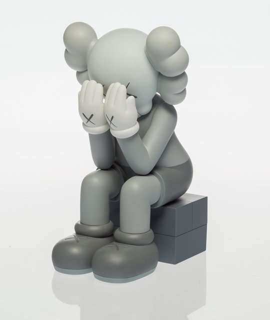 KAWS, 'Passing Through Companion (Grey)', 2013, Heritage Auctions