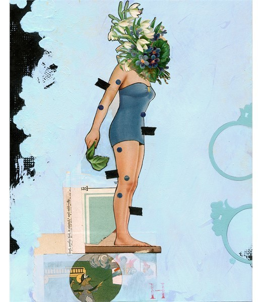 Gayle Donahue, 'Pretty Fool  10 x 8 in', CK Contemporary