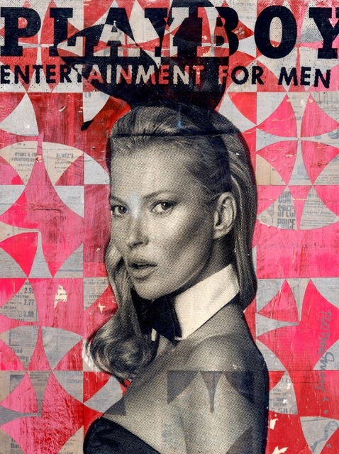 , 'Playboy Kate,' 2017, ACED GALLERY