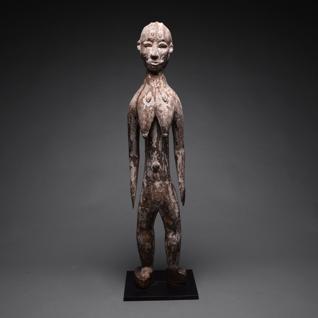 Unknown African, 'Lobi Wooden Sculpture of a Woman', 20th century A.D., Barakat Gallery