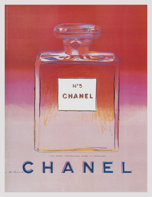 Andy Warhol, 'Channel No.5 (Sunday B. Morning)', Forum Auctions