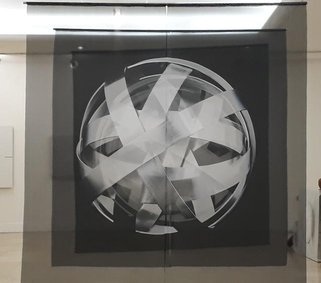 , 'Silk Sublimation ,' 2017, O. Ascanio Gallery