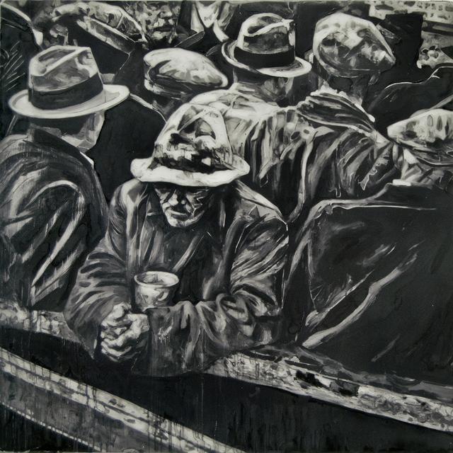 , 'White Angel Breadline 1/3,' , Gail Severn Gallery