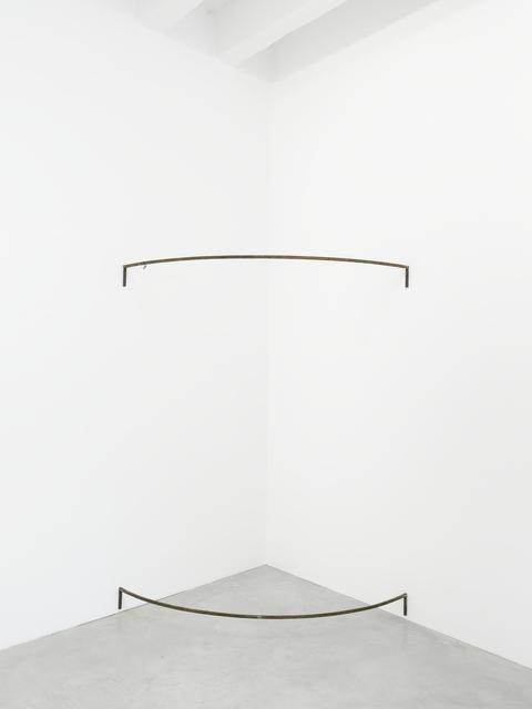 , '2 x (170 x 35 x 13) ,' 1996, Galerie Nordenhake