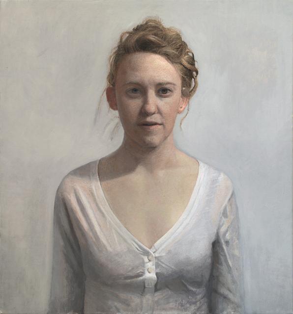 , 'Amanda ,' 2015, New York Academy of Art