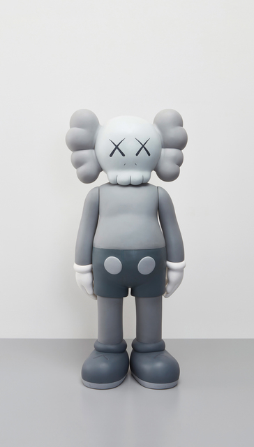 KAWS, 'Four Foot Companion (Grey)', 2007, Phillips