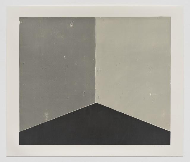 , 'Corner (Grey),' 2011, Hollybush Gardens
