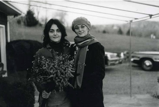 , 'Joan Elgort and Bonnie Pfeifer,' 1970, Kate Vass Galerie