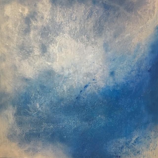 , 'Blue I,' 2018, Cheryl Hazan Gallery