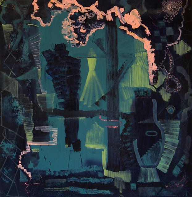 , 'Agua,' 2018, Nora Fisch