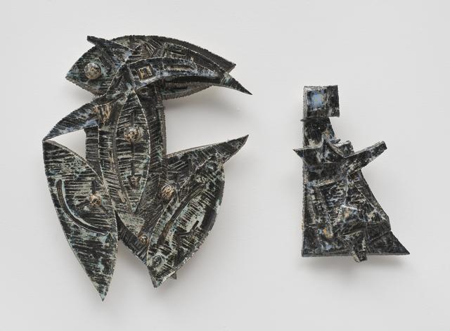 Lee Mullican, 'Untitled', Equitable Vitrines