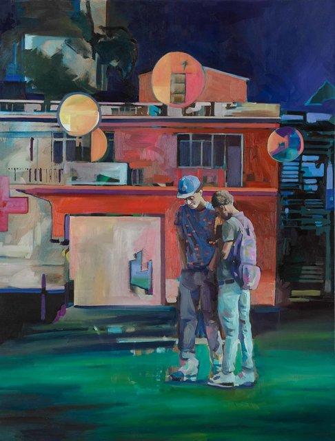, 'A new World,' 2016, Gudberg Nerger
