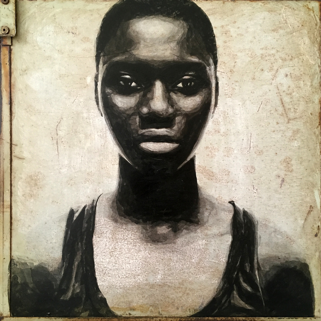 , 'Estelle, Assouinde,' 2018, LouiSimone Guirandou Gallery