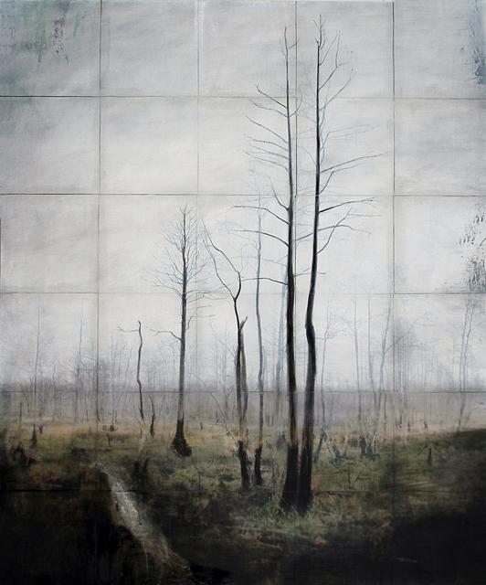 , 'Sentries,' 2016, HATHAWAY | Contemporary Gallery